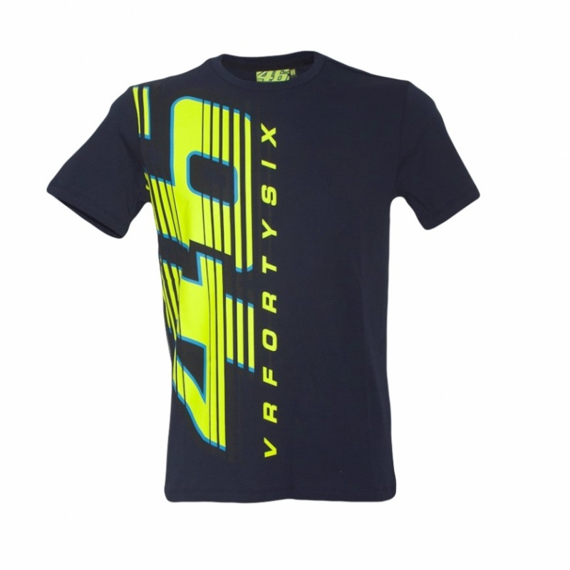 t shirt valentino rossi vr46 bikers design official. Black Bedroom Furniture Sets. Home Design Ideas