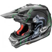 ARAI MX-V BARCIA BLACK