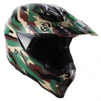 Agv ax-8 evo Paulin camouflage