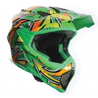 Agv ax-8 evo Spray Green Yellow