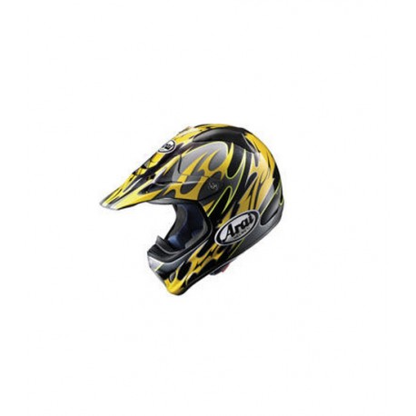 ARAI VX-3 WINNER YELLOW